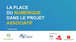 Numérique 2019 - Photo couverture